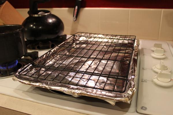 substitute broiler pan