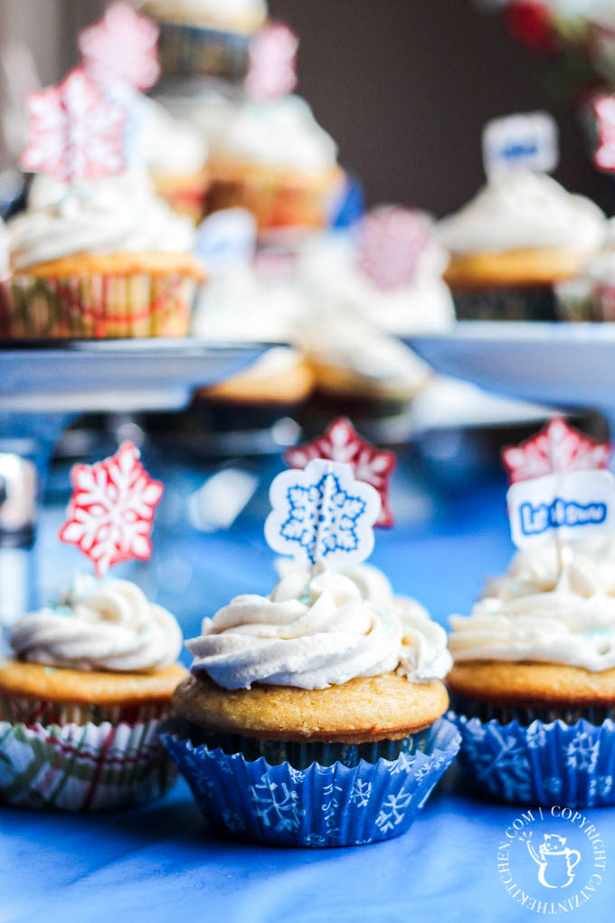 Sugar & Spice Cupcakes | Catz in the Kitchen | catzinthekitchen.com | #cupcakes #baking