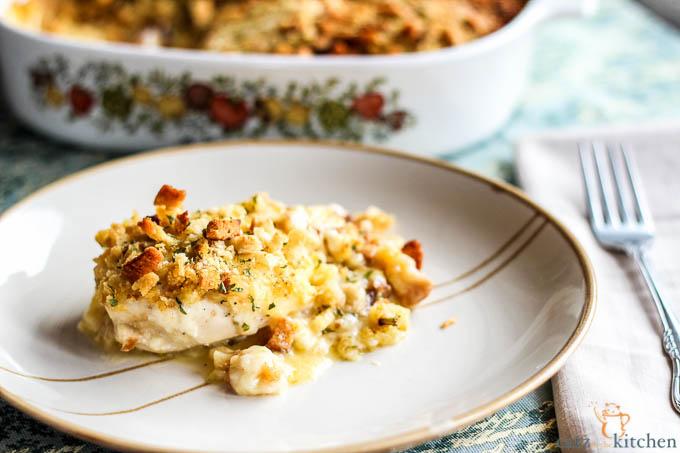 Swiss Chicken Dinner   Catz in the Kitchen   catzinthekitchen.com #Swiss