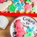 The Best Rolled Sugar Cookies | Catz in the Kitchen | catzinthekitchen.com #Christmas