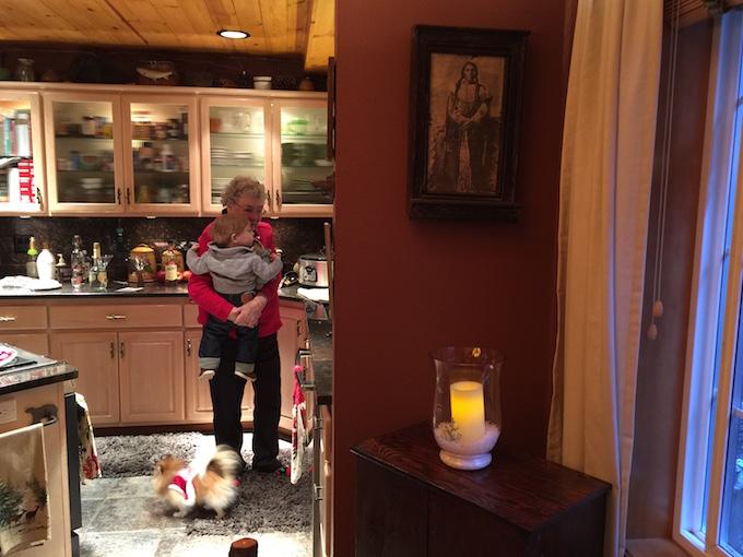 Grandma Betty & Christian