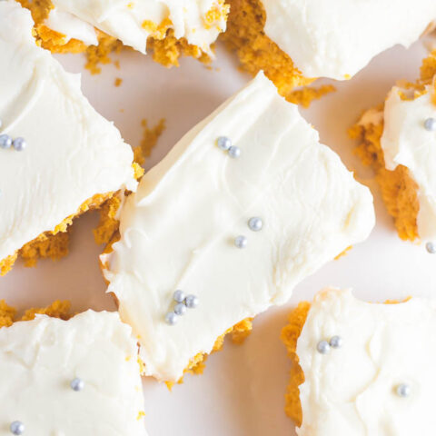 Maple Pumpkin Cake