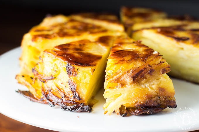 Ready to take potatoes somewhere you've never taken them before? Try this simple but elegant Laser Potato Pie recipe!