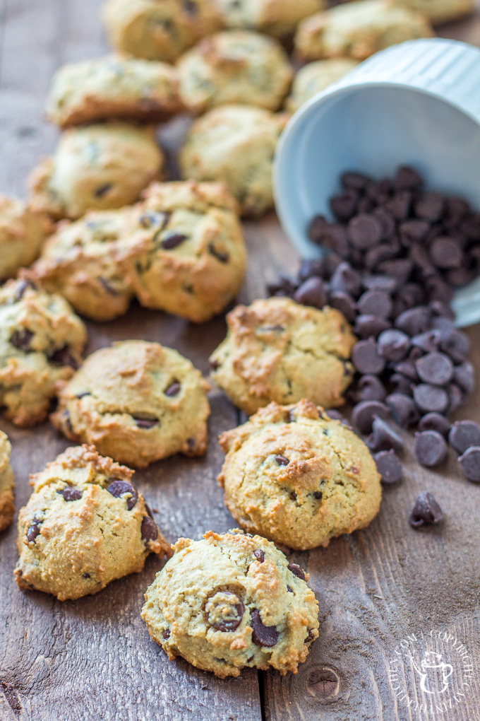 Whether you're actually on a paleo diet or not, these paleo chocolate chip cookies should make their way onto your dessert menu! They're just as tasty as the original, but with natural sugars and
