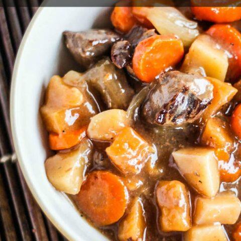 Slow-Cooker Irish Stew