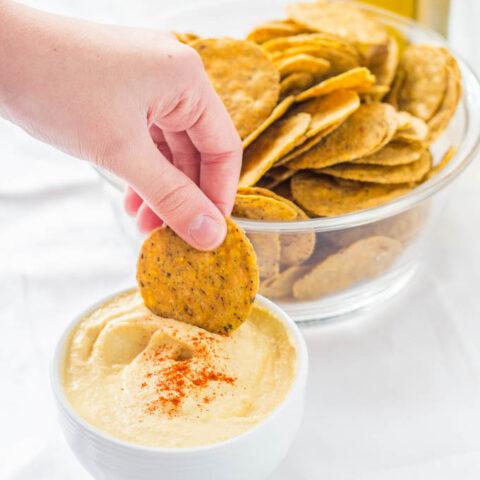 Easy Homemade Hummus