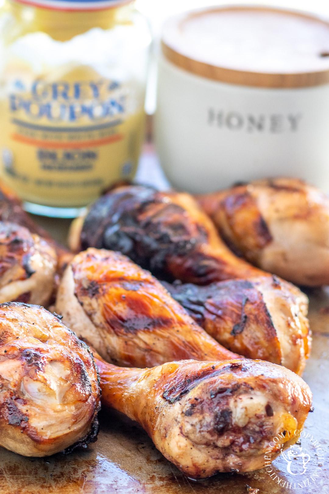 Honey Mustard Drumsticks ingredients